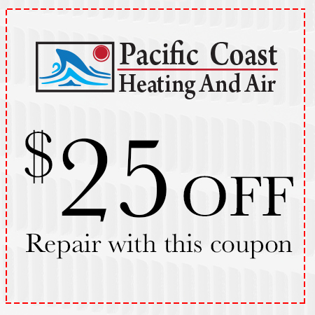 Air conditioner Repair Coupon