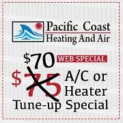 Air conditioning Tune up coupon