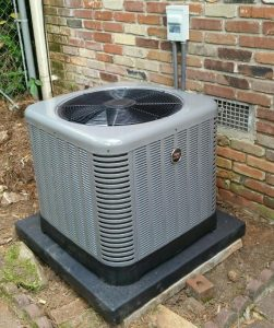 ac installation and replacement