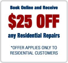 HVAC Repair Coupon